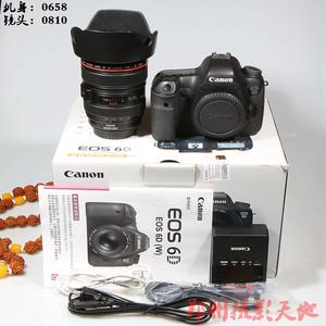 佳能 6D +24-105F4 is 单反相机套装 编码0658 #0810