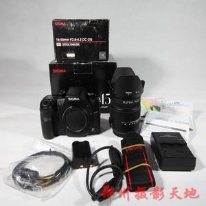 适马 SD15 +18-50 单反相机套装