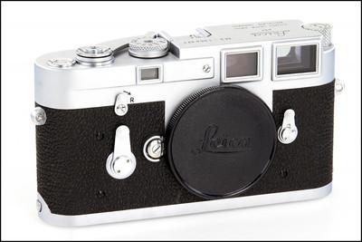 徕卡 Leica M3 单拨 经典旁轴机身
