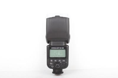 94新二手国产sidande斯丹德 DF-800 闪光灯适用尼康相机B95393京