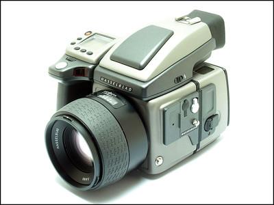 哈苏 Hasselblad H2 + 80/2.8 + 胶片背 套机(快门 200次)