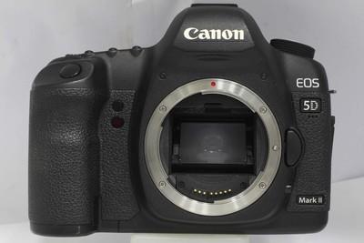【全画幅专业数码相机】佳能 5D Mark II(NO:3511)