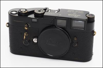 徕卡 Leica M3 原版 黑漆 带L封 + 测光表