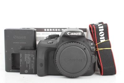 96新二手 Canon佳能 100D 单机 入门机(B95580)【京】