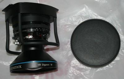金宝Cambo wide系统用Rodenstock HR Digaron W 32mm