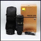 nikon 尼康 70-200 F2.8G II VR ED 大竹炮 二代 (收购 交换)