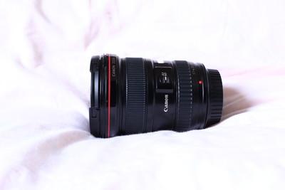 出佳能 EF 17-40mm f/4L USM