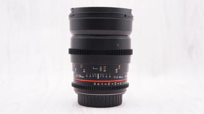 99新三阳 24mm T1.5 电影镜头 佳能口 24/1.5