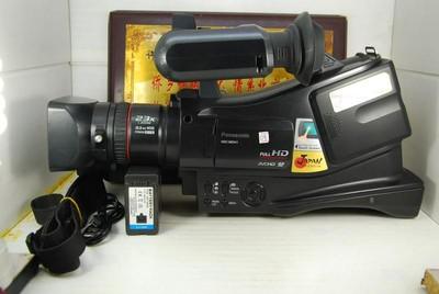 Panasonic/松下 HDC-MDH1 高清专业摄像机 DV 录像机 光学防抖