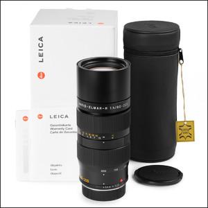 徕卡 Leica R 80-200/4 ROM 包装齐全