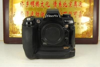 Fujifilm/富士 S3 Pro 单反相机 专业数码 千万像素 可置换