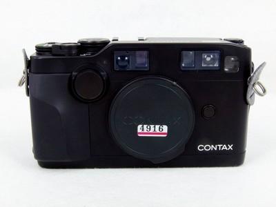 带铝箱的康泰时Contax G2+28+45+90黑色套机