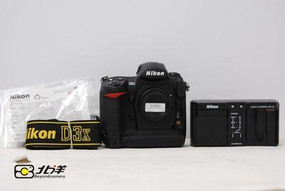 99新尼康 D3X行货带保卡(BH03100003)【已成交】