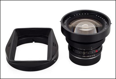徕卡 Leica R 19/2.8 ELMARIT-R 一代不打板