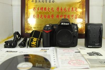 99新 尼康 D90 数码单反相机 千万像素 经典中端入门机型