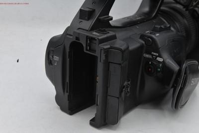 新到 95成新 Sony/索尼 HVR-Z5C 可配记录单元 可交换 编号9082