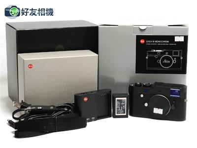 徕卡/Leica M Monochrom Typ246 MM黑白数码旁轴机 *超美品连盒*
