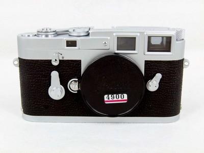 华瑞千亿国际娱乐官网首页器材-徕卡Leica M3银色