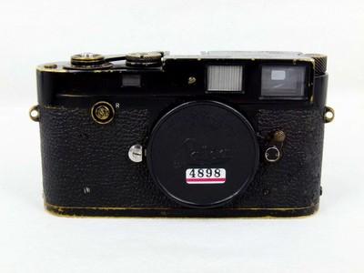 徕卡Leica M2 黑漆 button 版