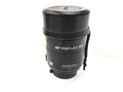 美能达 MINOLTA AF 500/8 折射 远摄镜头
