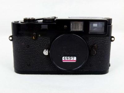 徕卡Leica M2 黑漆无自拍版