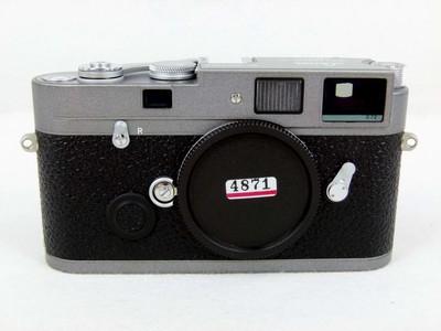 华瑞摄影器材-徕卡 MP 钛灰色50周年纪念版