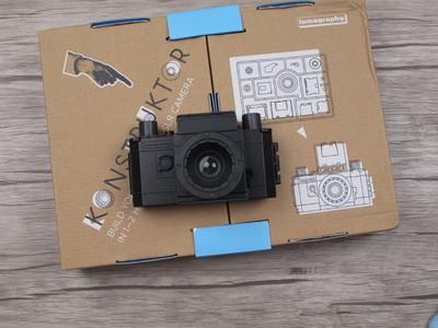 其他个人出售全新Konstruktor建造者DIY相机