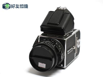 哈苏/Hasselblad 501C/M相机连CB 80mm镜头,A12背,PM取景器*美品*
