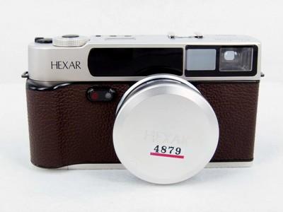 华瑞摄影器材-包装齐全的柯尼卡Konica HexarAF限量版
