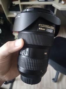 尼康 16-35/4 G VR 防抖镜头 95新  自用 有包装