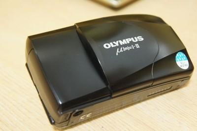 少见黑版 OLYMPUS U2 囗袋机