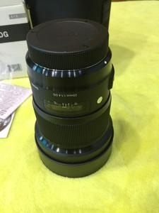 适马ART 20mm F1.4 DG HSM 全画幅超广角镜头(佳能单反卡口)