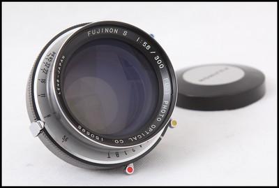 富士FUJINON S 300/5.6 4X5 8X10 大画幅座机镜头