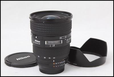 尼康 20-35mm 2.8D IF