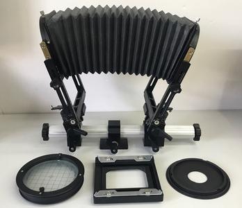利尔二型中画幅技术相机 库存没有使用过的 【天津福润相机行】