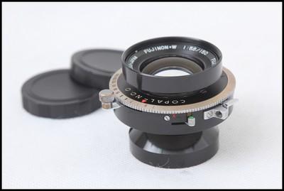 富士 FUJINON W150/5.6 4X5 大画幅镜头