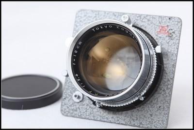 骑士HORSEMAN TOPCOR PT 180/.5.6 6X9座机镜头