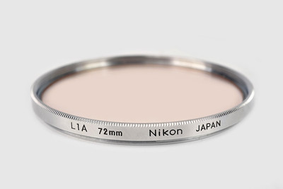 Nikon/尼康 L1A 72mm 天光滤镜#33105