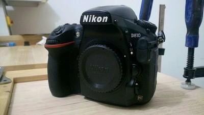 9新尼康 D810