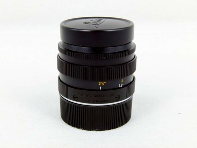 徕卡Leica Summilux-M 50/ 1.4 (III) 黑色
