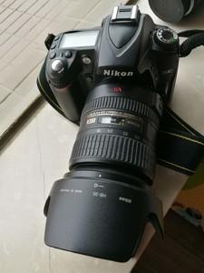 尼康 D90 单机 85新,仅17000多快门,带原装电池充电器