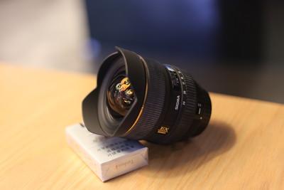 适马 12-24mm f/4.5-5.6 EX DG HSM(佳能卡口)抗畸变传奇