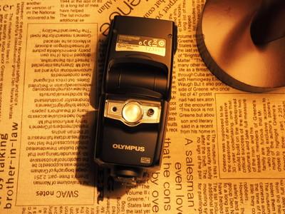 奥林巴斯 FL-600R闪光灯