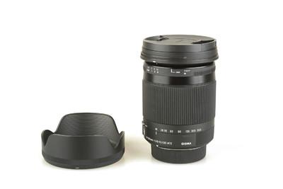 98新 适马 18-300mm f/3.5-6.3 DC Macro OS HSM (尼康口)