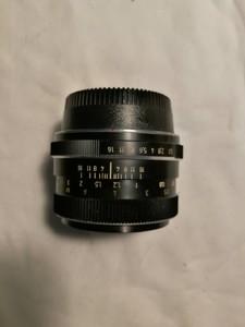 卡尔·蔡司50mm镜头