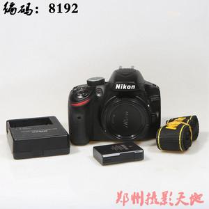 尼康 D3200 单反相机 编码 8192
