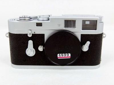 华瑞千亿国际娱乐官网首页器材-徕卡Leica M2 银色