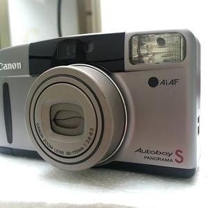 Canon佳能 Autoboy S 变焦傻瓜相机 135胶卷相机 出片优异