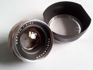 福伦达septon 50mm/2