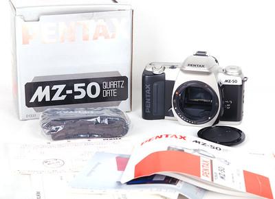 【库存新品】宾得 MZ-50 01331 银色机身带包装 #jp17650